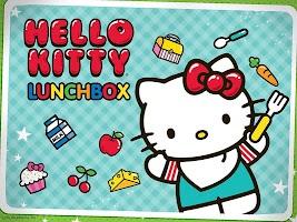 screenshot of Hello Kitty Lunchbox