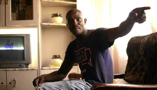 Bonakele Pakisi was allegedly attacked after a group of men broke into his home in Coligny and threatened to kill him.