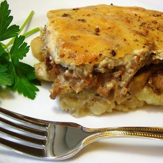 Greek Moussaka, Vegan-Style