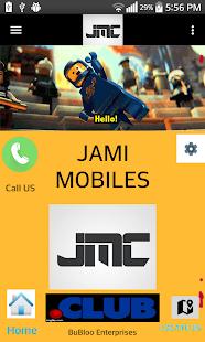 JAMI Mobiles - náhled