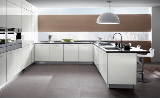 極簡主義廚房設計