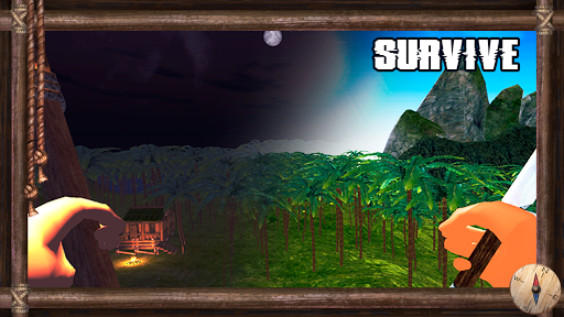 Survival Island: Creative Mode game for Android screenshot
