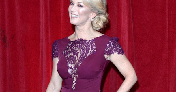 Gillian Taylforth thinks EastEnders is 'back on top'
