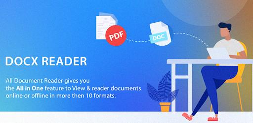 Docx Reader, Word Viewer : Document Manager - التطبيقات