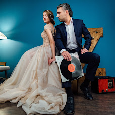 Wedding photographer Yaroslav Budnik (YaroslavBudnik). Photo of 30.10.2017