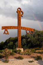 Photo: Monumento a la cruz monogramática de Begastri. Más fotos de Cehegín en www.ceheginet.com/cehegin/fotos