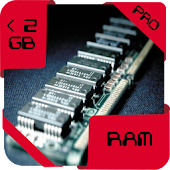 < 2 GB RAM Booster Pro