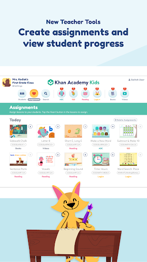 Khan Academy Kids: Free educational games & books screenshot 9