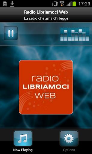 Radio Libriamoci Web
