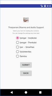 Tharpanam - náhled