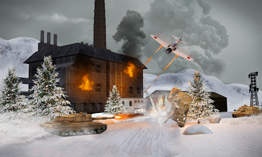 Army Tank games 2020: Offline War Machines Games 1.6.1 screenshots 8