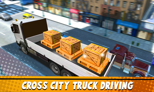 Euro Truck Simulator 2 : Cargo Truck Games 1.6 screenshots 4