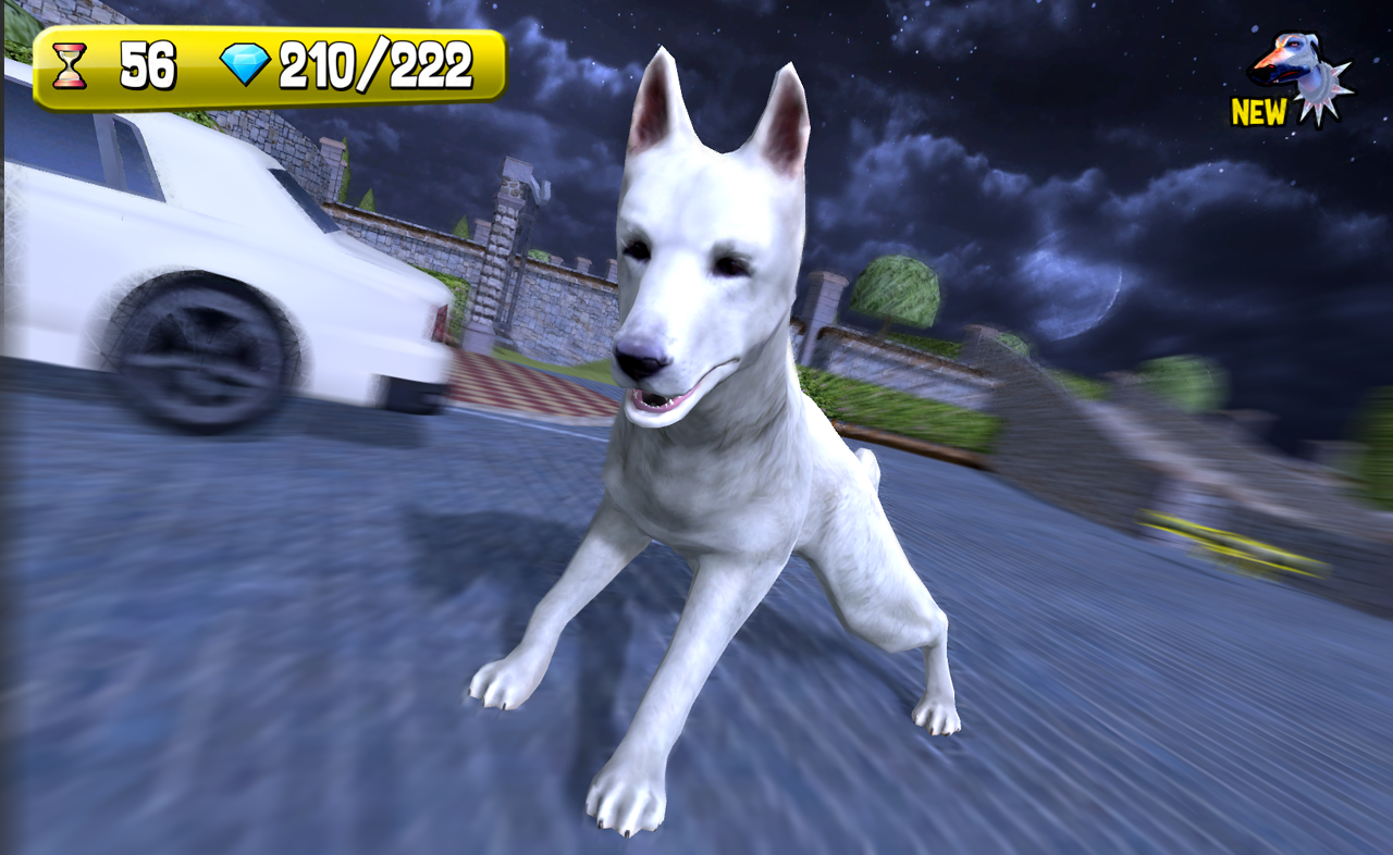 Police Dog Criminal Hunt 3D- screenshot