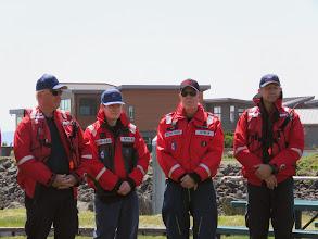 Photo: The SAR Team