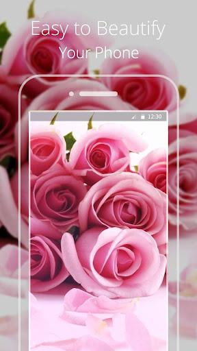 無料个人化Appのスウィートローズライブ壁紙|HotApp4Game