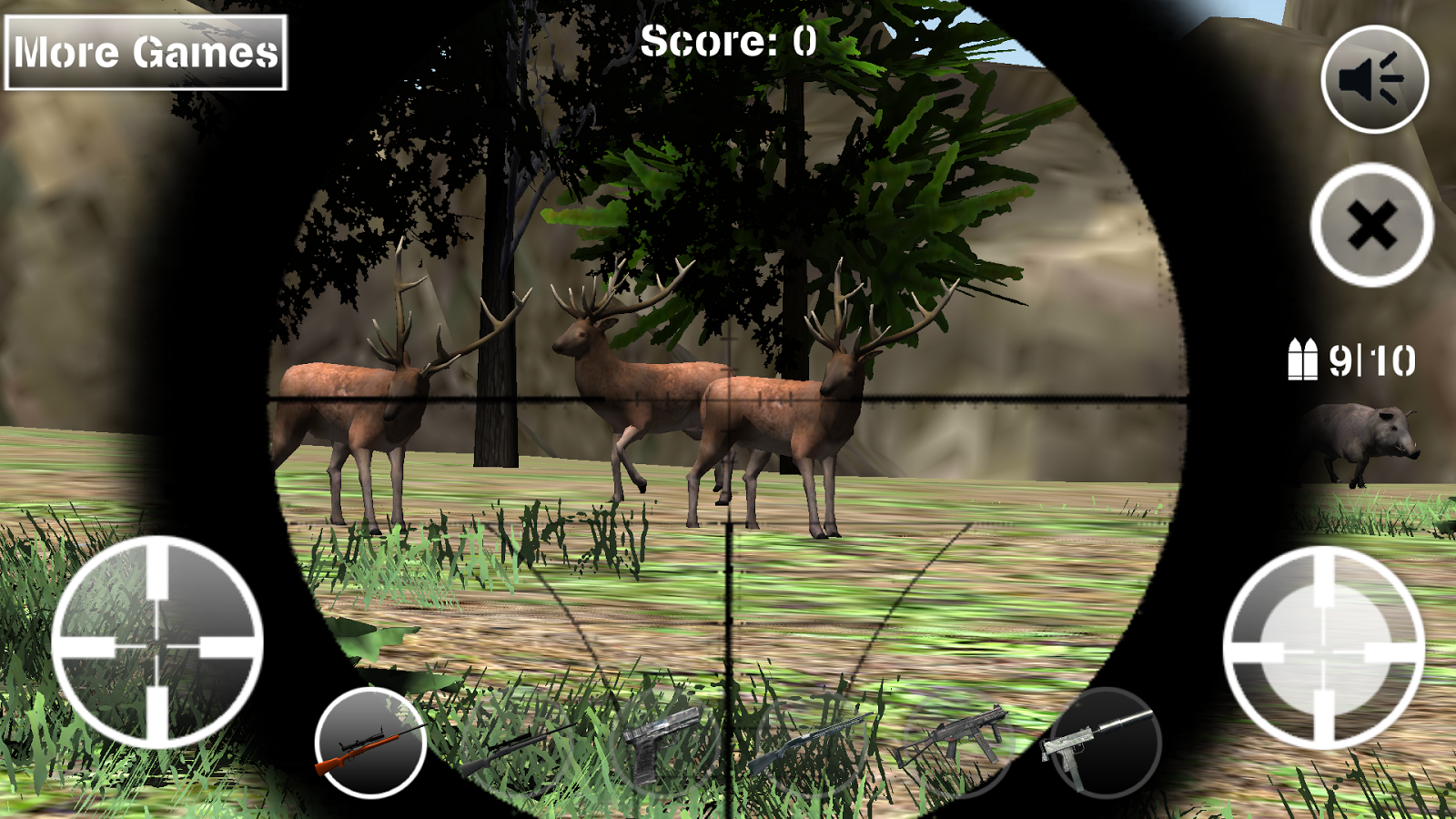 Animal Hunter 2016- screenshot