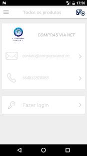 COMPRAS VIA NET - náhled