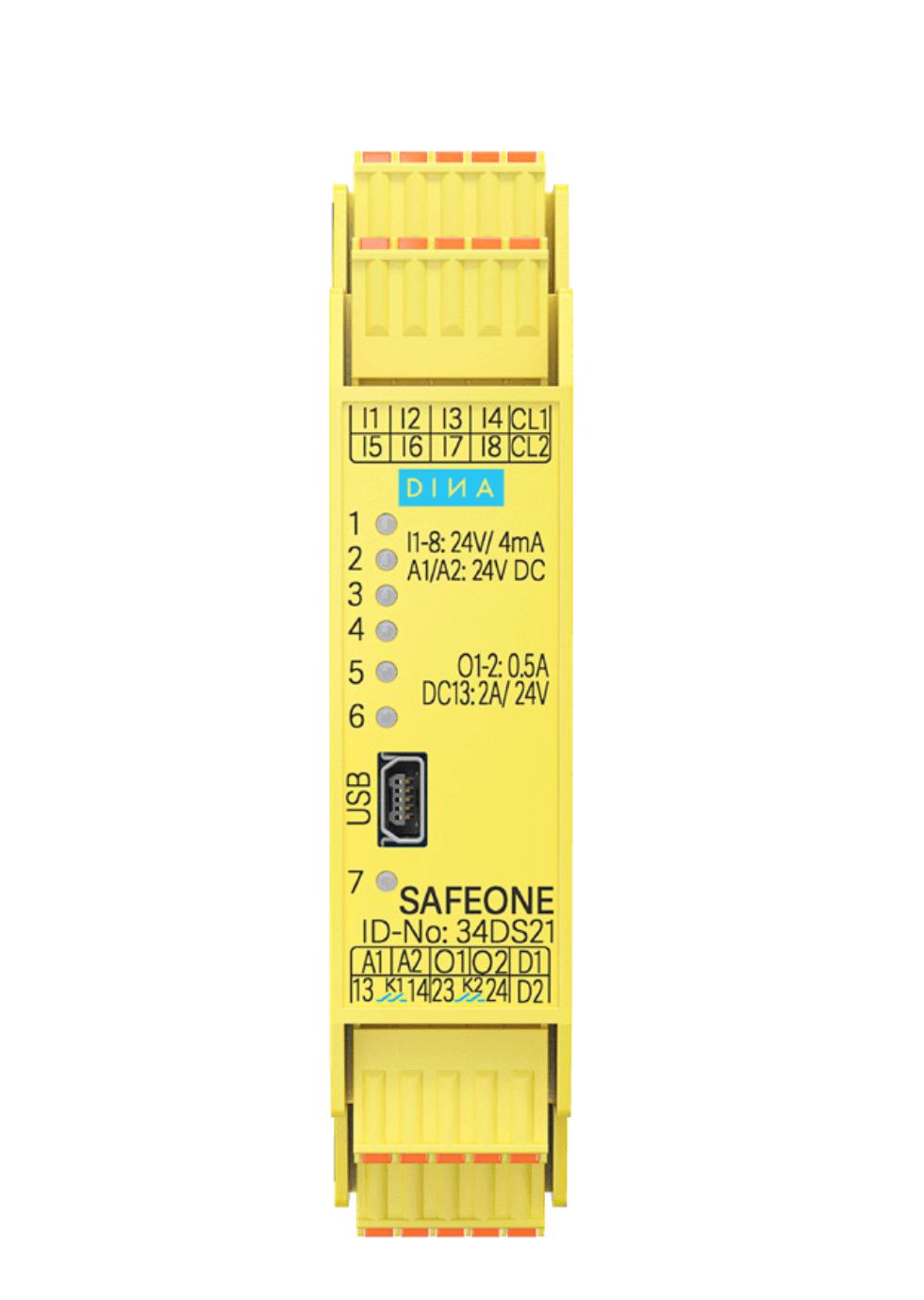SAFEONE DS - Sicherheitslösung