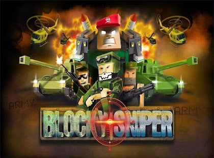 Blocky Sniper- screenshot thumbnail