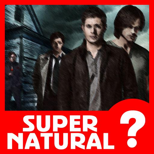 Guess Supernatural Trivia Quiz (game)