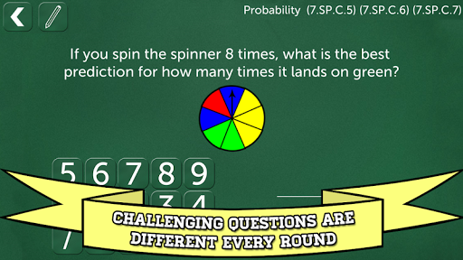 7th Grade Math Learning Games android2mod screenshots 4