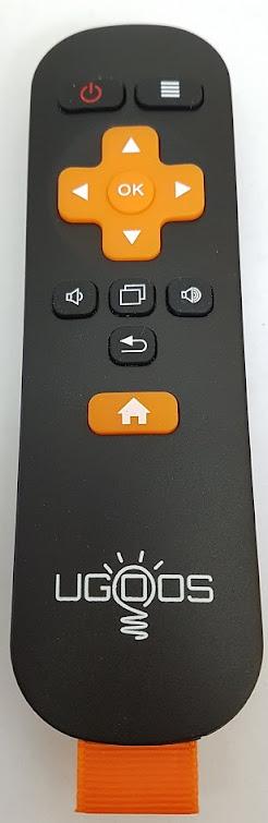 REVIEW] TV dongle Ugoos UM4 | RK3328 2/16GB | Wifi AC