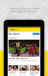 BBC Sport Screenshot 17