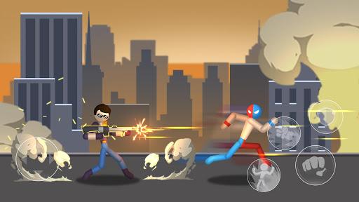 3D Super: Hero Gangster Vegas apktreat screenshots 2