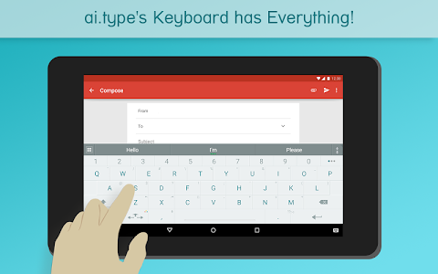 ai.type keyboard Plus + Emoji v2.1.0.4