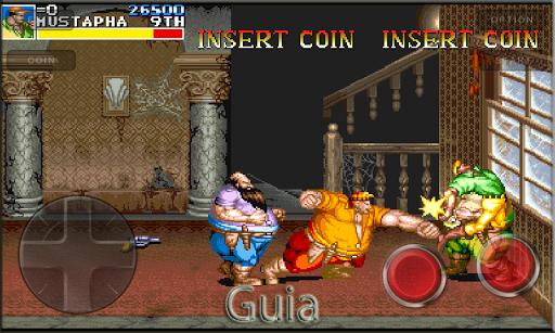 Guia Cadillacs And Dinosaurs 1.0 screenshots 5