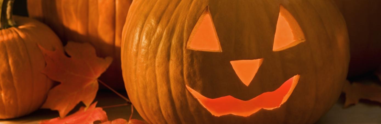 Не за горами Хеллоуин. Ночь Дня всех святых отмечается с 31 октября на 1 ноября - самая таинственная ночь в году.