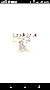 Laudato sii- screenshot thumbnail