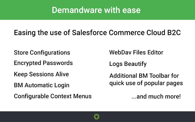 Demandware With Ease