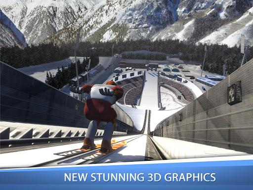 Ski Jumping Pro 1.7.5 8
