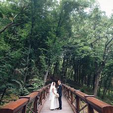 Wedding photographer Kostya Faenko (okneaf). Photo of 01.09.2016