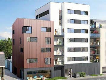 Appartement 2 pièces 40,85 m2
