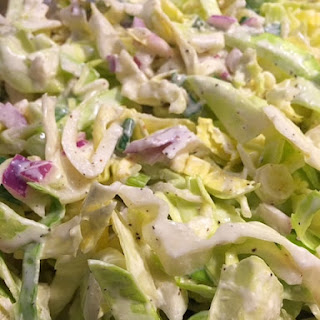 BBQ Coleslaw Recipe | Tangy Homemade Coleslaw