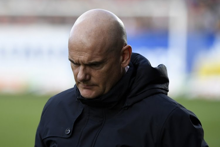 OFFICIEL !  Le KV Malines licencie son entraîneur Dennis Van Wijk, son successeur est en route