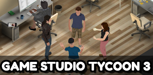 Game Studio Tycoon 3 Juegos para Android screenshot