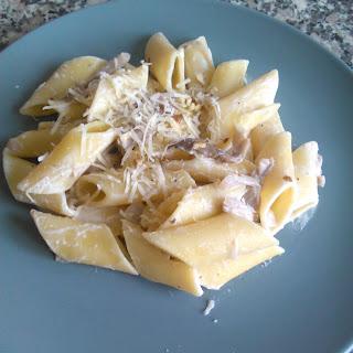 Pasta with Ricotta Cheese Recipe