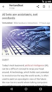 News Reader | RSS | NewsBuzz - náhled
