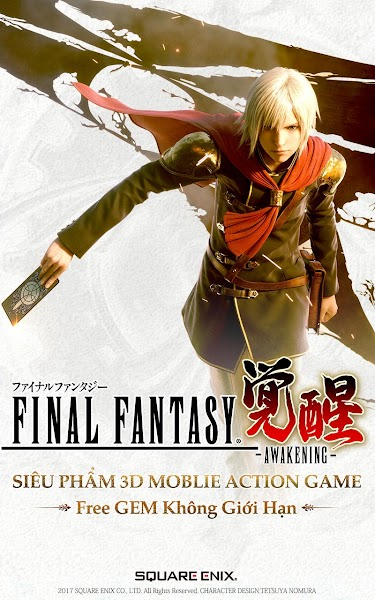 Hack FINAL FANTASY AWAKENING Cho Android
