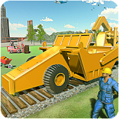 Railroad Building – Train Road Construction Games