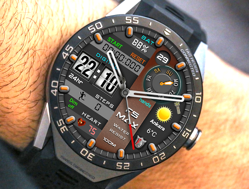 Max Watch Face For WatchMaker Users ss1