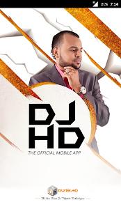 DJ HD - náhled