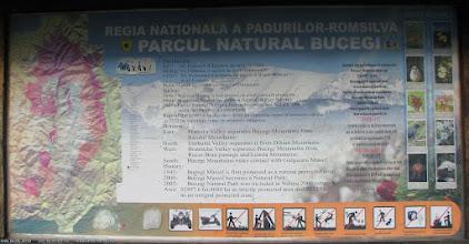 Photo: Parcul Natural Bucegi: Harta & Informatii