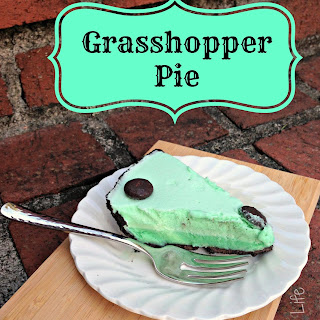 Grasshopper Pie
