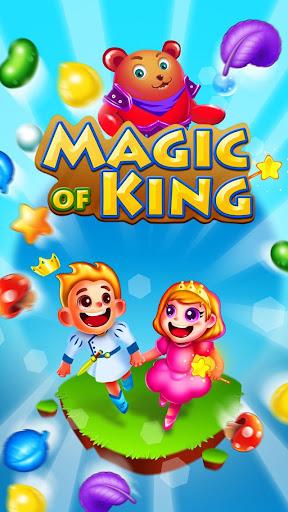 Magic King - Matching Puzzle