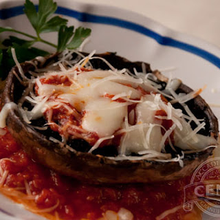 Stuffed Portabella Mushrooms.
