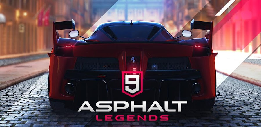 Asphalt 9: Legends android game